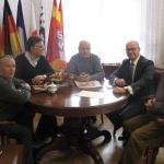 Spotkanie w sprawie stanu prawnego gruntów ROD