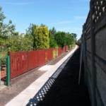 Modernizacja i rozbudowa infrastruktury w ROD im. Jerzego Niedziałkowskiego w Środzie Wlkp w 2018 roku, przy pomocy dotacji celowej z budżetu Gminy.